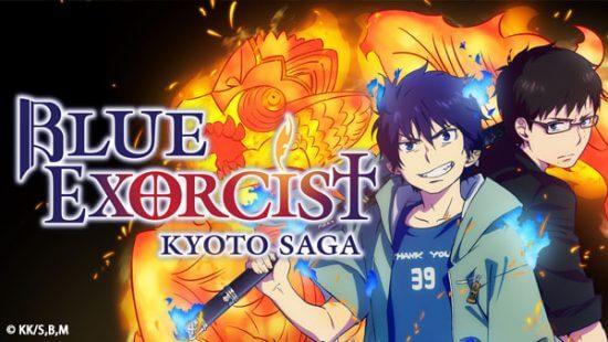 Blue Exorcist: Kyoto Saga Dub Hulu 2
