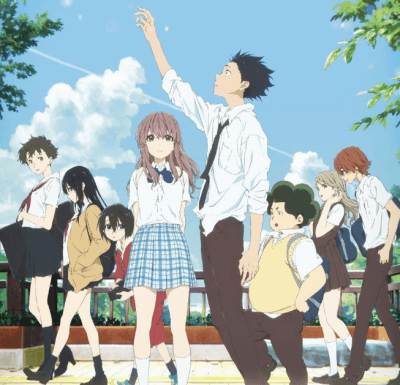 A Silent Voice Film -- Body