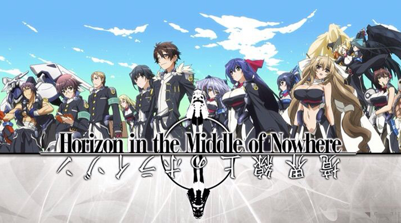 Horizon in the Middle of Nowhere -- Featured
