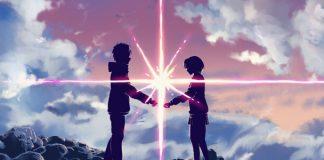 Your Name Kimi no Na wa Western Blu-Ray -- Featured