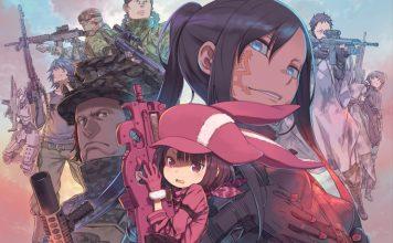 Aniplex USA Will Stream Sword Art Online Alternative Gun Gale Online, Personal 5 -- Featured